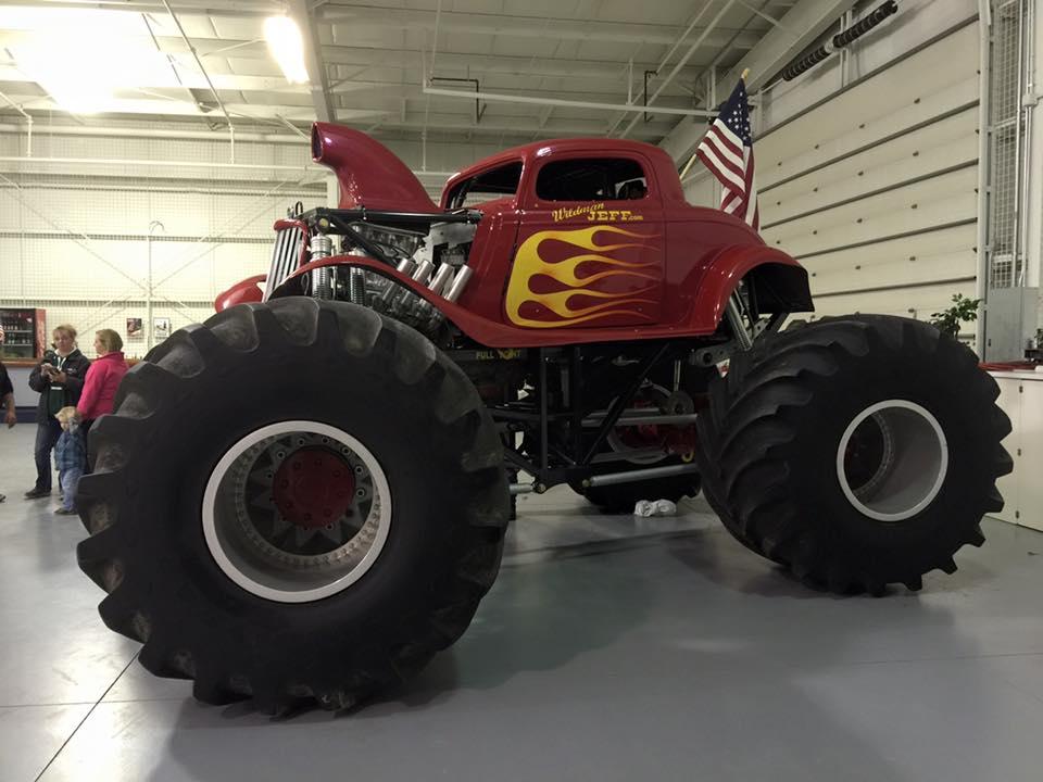 Hot Rod Harry | Monster Trucks Wiki | FANDOM powered by Wikia