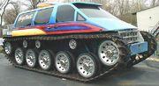 Bigfoot tank