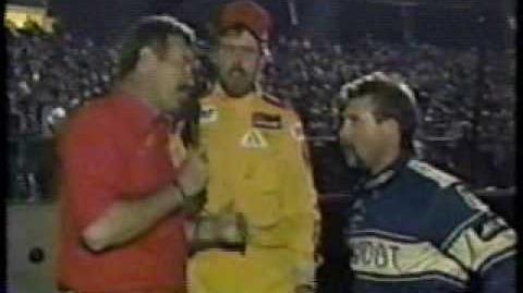 Bigfoot vs Carolina Crusher Louisville, KY 1990