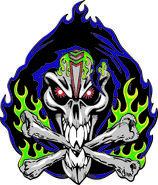 NVArt Grim HeadIcon