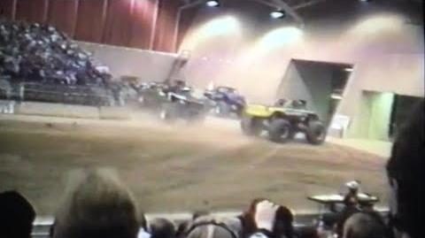 The Monster Truck Accident of Bad Medicine