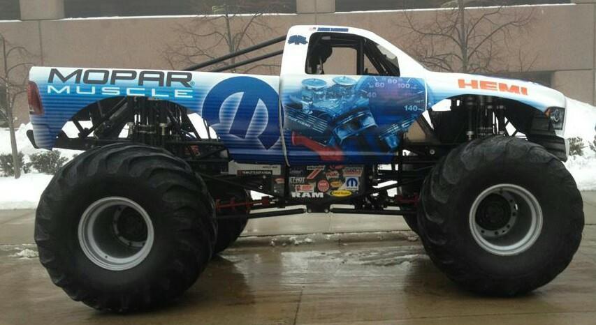 Mopar Muscle Monster Trucks Wiki Fandom Powered By Wikia