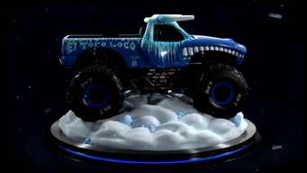 Image result for monster jam el toro loco fire and ice