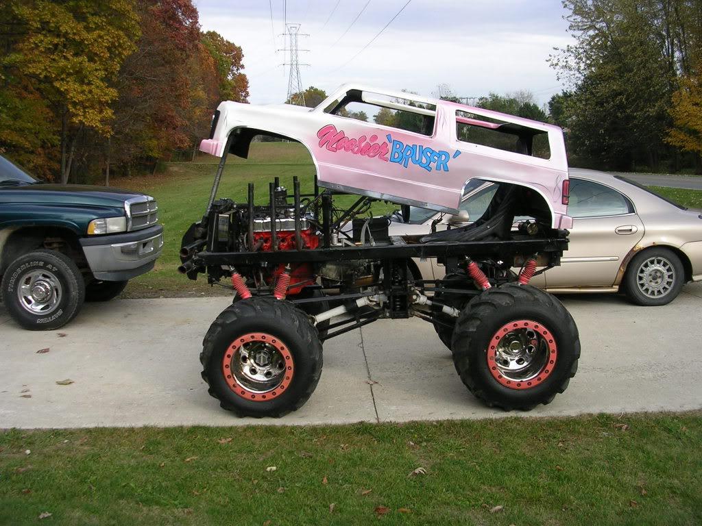 Mini Monster Truck For Sale >> Hoosier Bruiser | Monster Trucks Wiki | FANDOM powered by Wikia