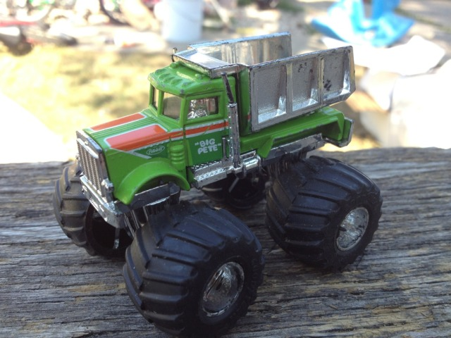 Big Pete Was A Toy Made By Matchbox.