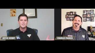 Champions Interview- Charlie Pauken