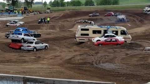 ERX monster trucks Day 2 Racing