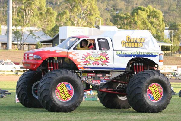 buffalo county expo center. mega monster truck tour. kearney. nebraska.