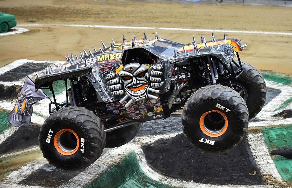 Maximum Destruction (Max-D) | Monster Trucks Wiki | FANDOM