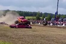 Raging Bull's tire incident