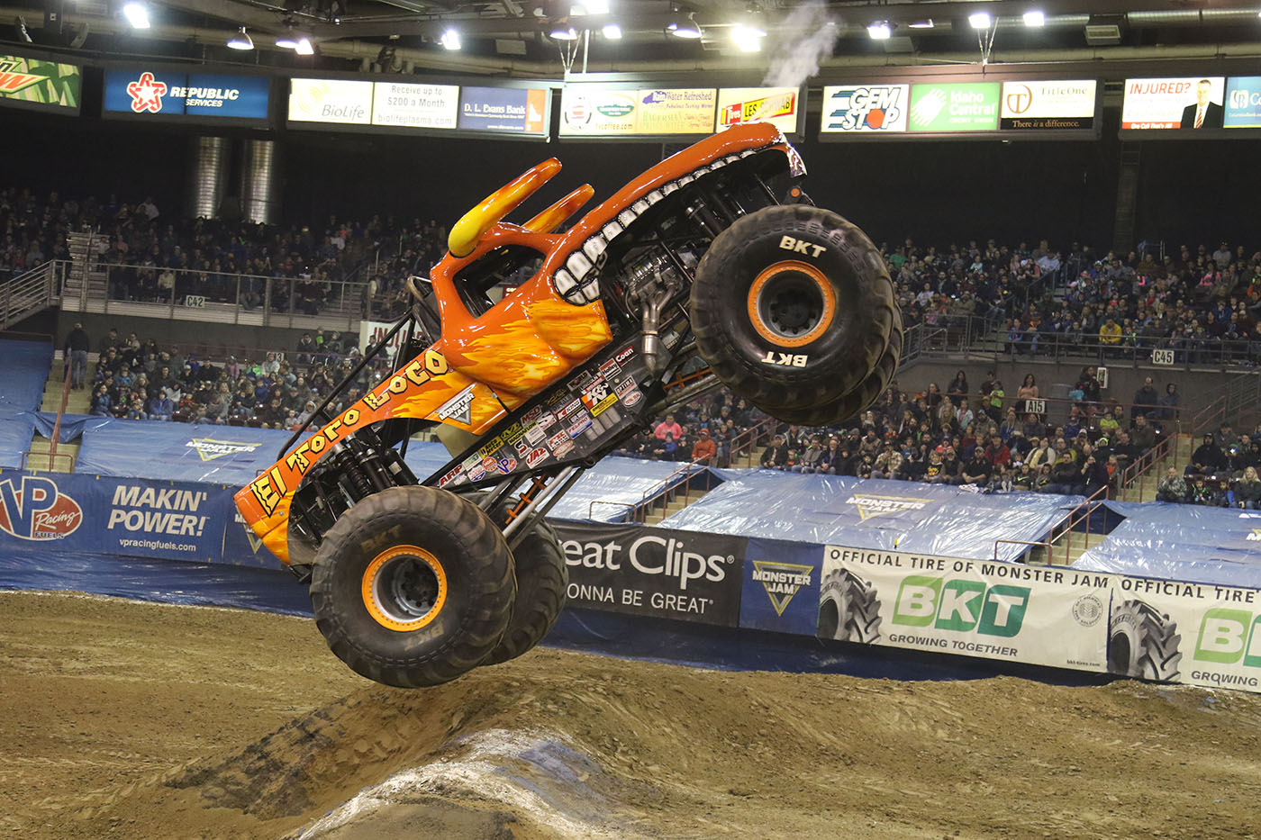 El Toro Loco | Monster Trucks Wiki | FANDOM powered by Wikia