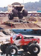 Mcgruff Monster truck by Amityville55