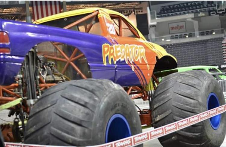 Predator | Monster Trucks Wiki | FANDOM powered by Wikia