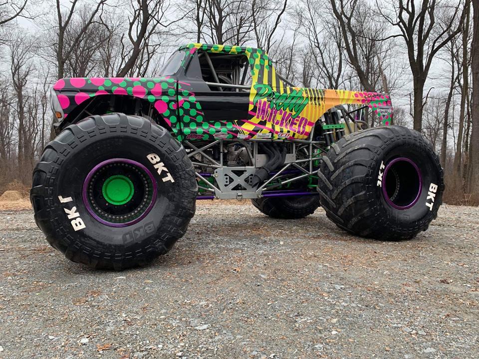 Pretty Wicked Monster Trucks Wiki Fandom
