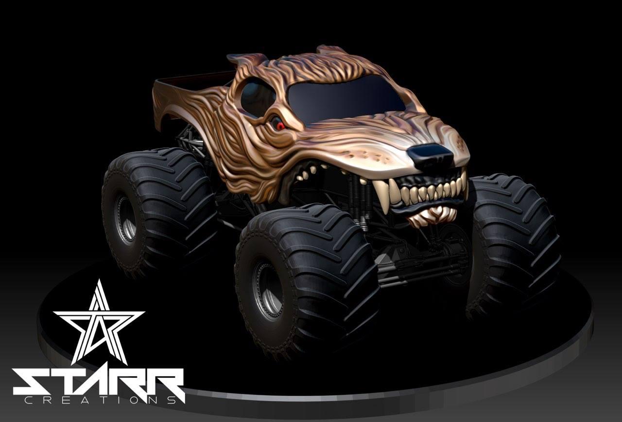 Wolf's Head Oil | Monster Trucks Wiki | FANDOM powered by ...