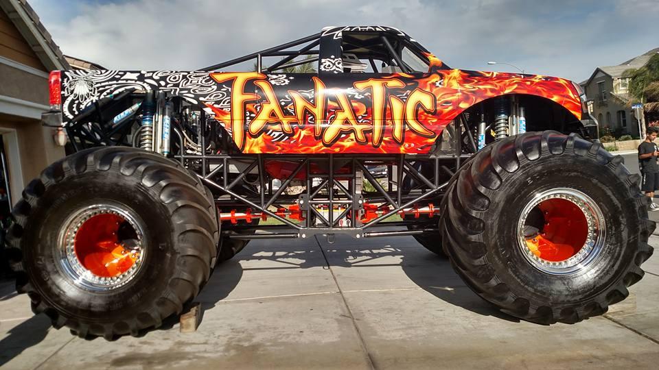 Fanatic | Monster Trucks Wiki | FANDOM powered by Wikia