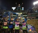 Monster Jam Stadium Tours (2017)