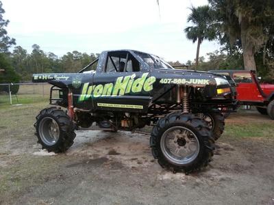 Image 34710968 614 Ironhide Mega Truck Jpg Monster Trucks Wiki