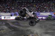 Monster Jam Foxboro 2015 Metal Mulisha