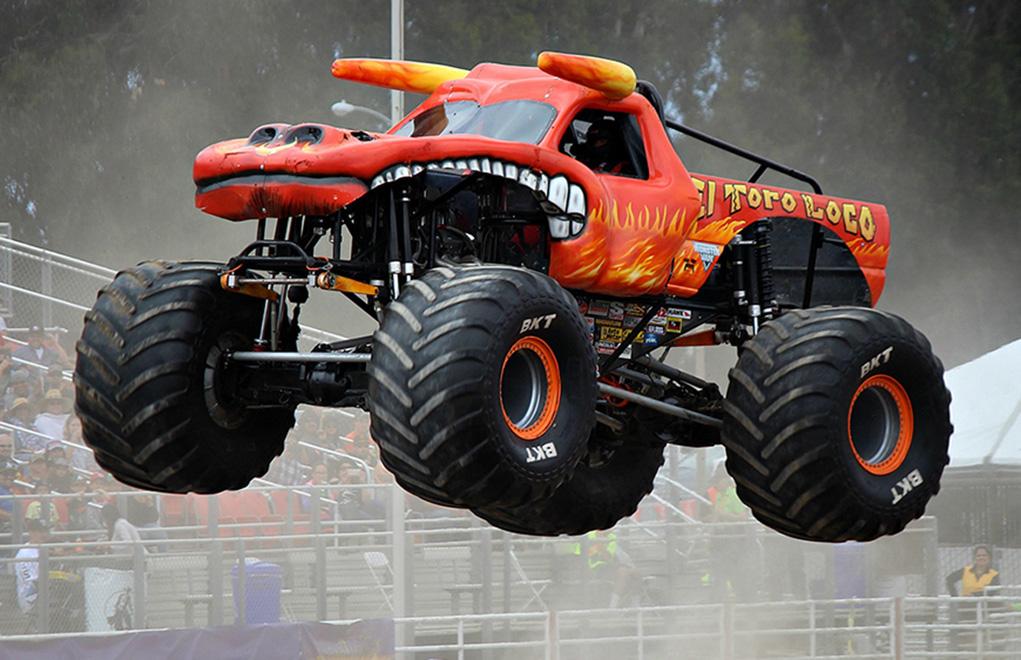 El Toro Loco | Monster Trucks Wiki | FANDOM powered by Wikia
