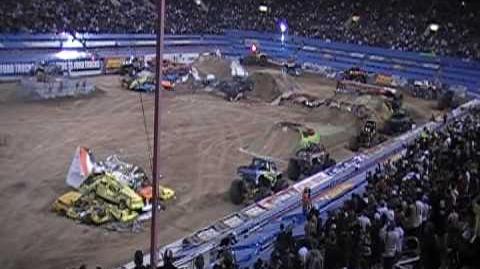 Monster Jam World Finals 10 | Monster Trucks Wiki | FANDOM