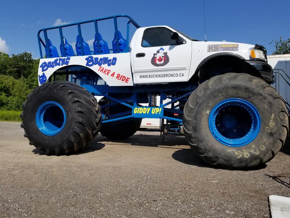 Bucking Bronco | Monster Trucks Wiki | FANDOM powered by Wikia