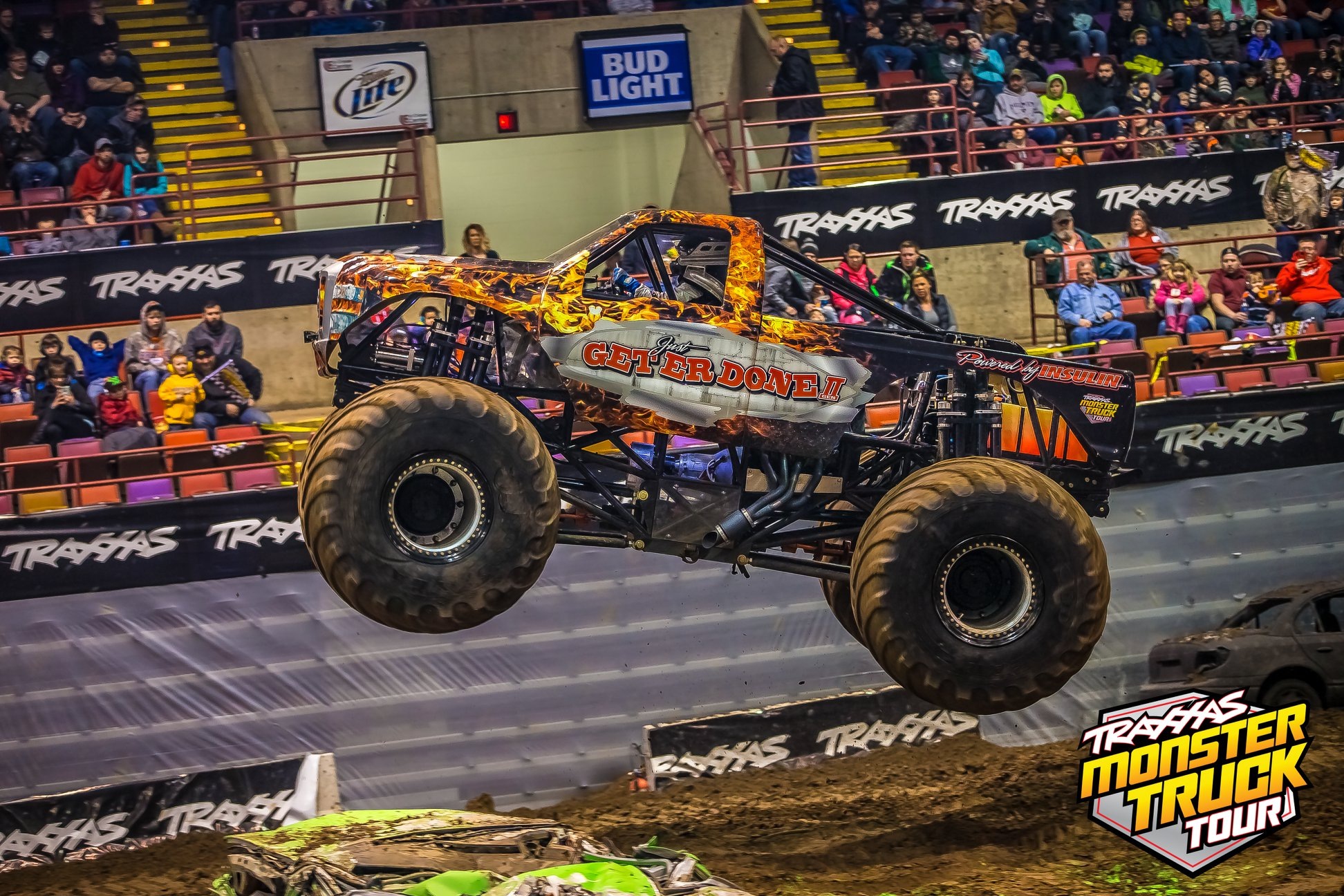 Just Get Er Done 2 | Monster Trucks Wiki | FANDOM powered by