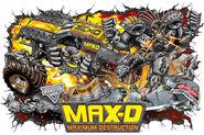 NVArt Creatures MaxDFathead