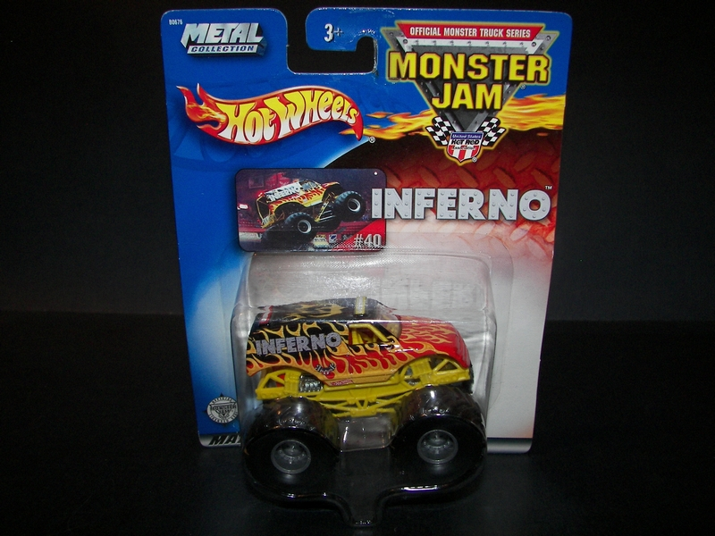 List Of 2003 Hot Wheels Monster Jam Trucks Monster Trucks Wiki