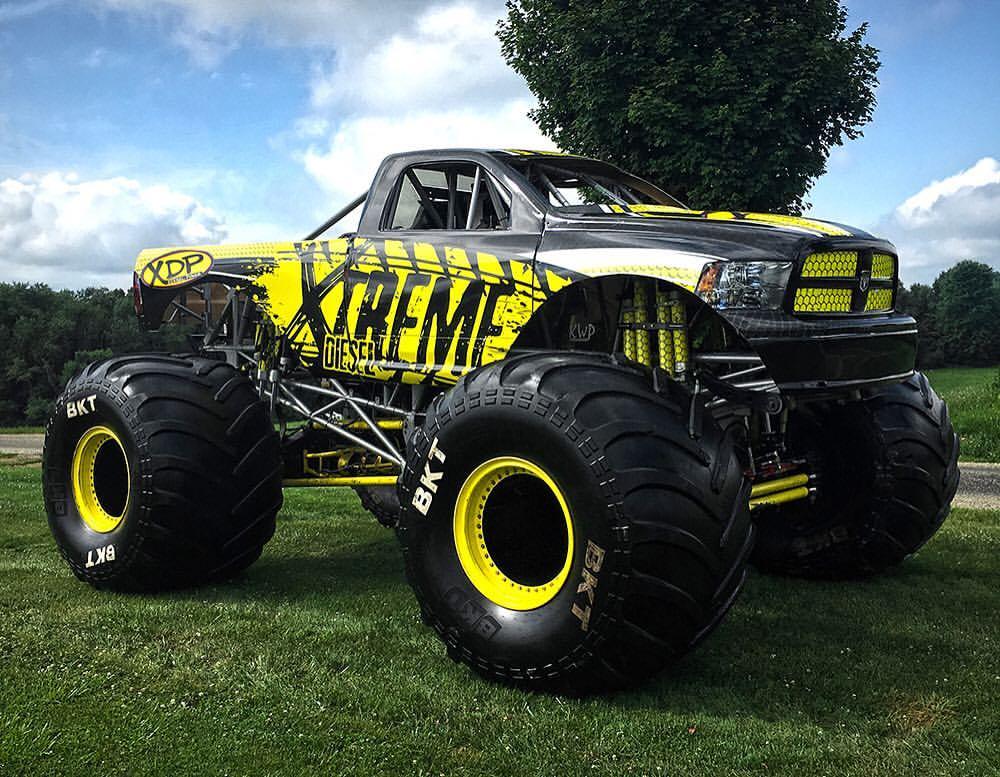 Xtreme Diesel Monster Trucks Wiki Fandom