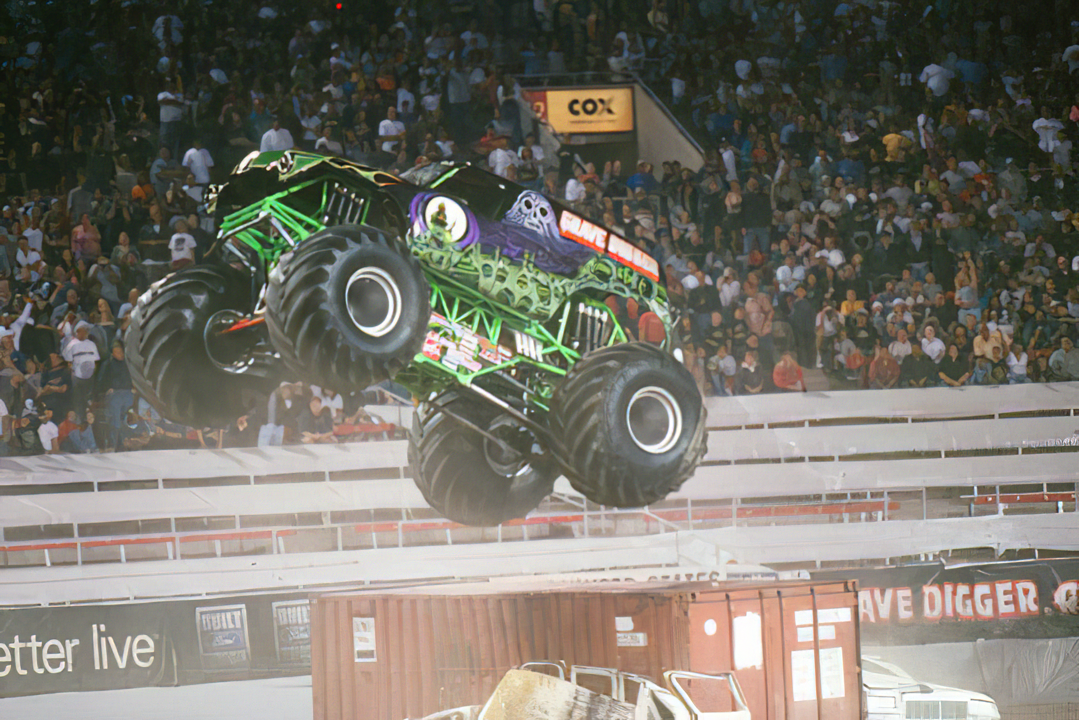 Monster Jam Las Vegas >> Monster Jam World Finals 2 | Monster Trucks Wiki | FANDOM powered by Wikia