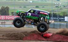 Grave-digger-drivers-side-short-jump