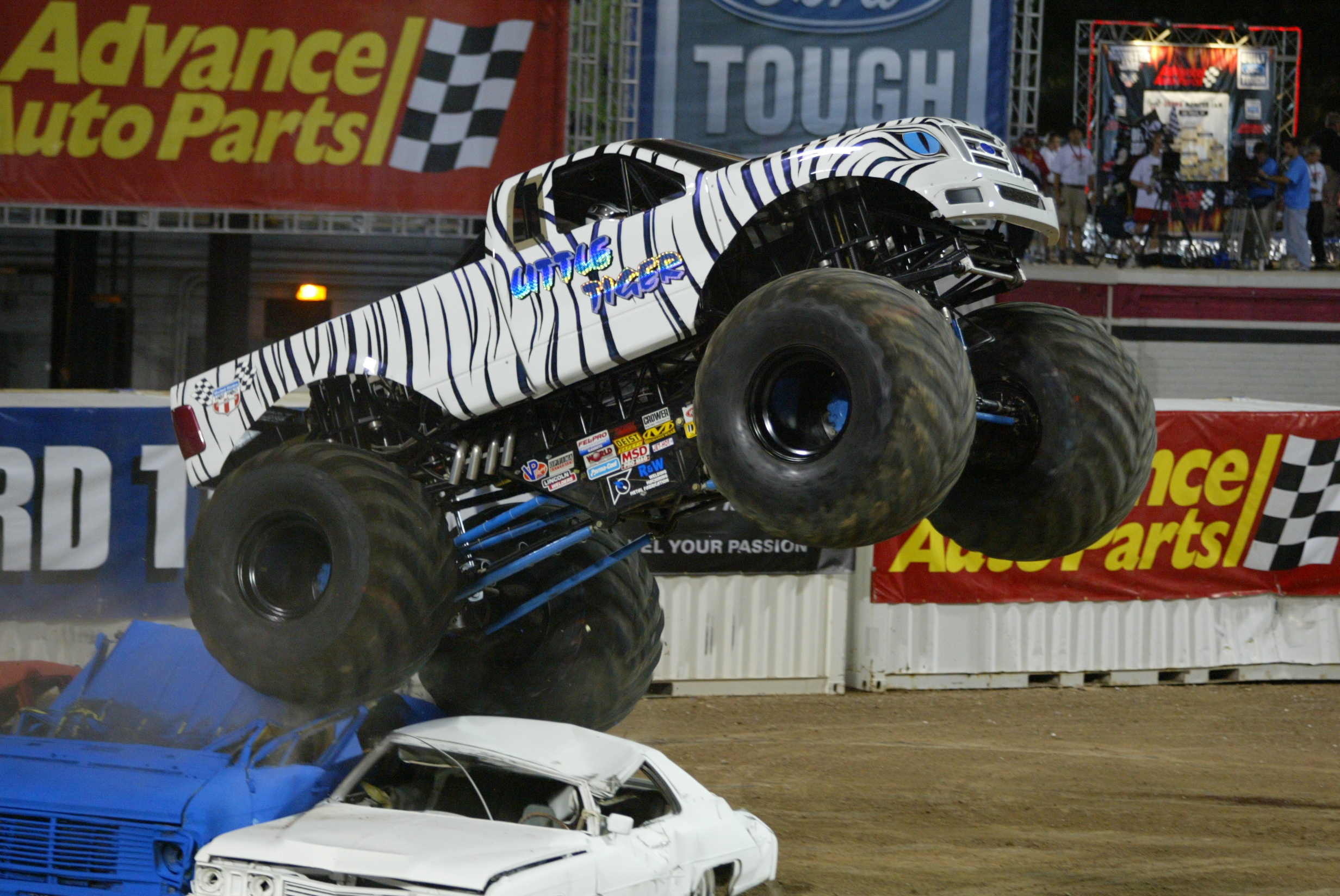 Image result for Little Tiger monster truck 2004