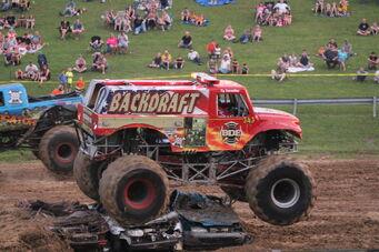 Backdraft | Monster Trucks Wiki | FANDOM powered by Wikia