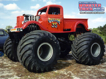 Truck Outlaw35