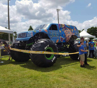 Jester | Monster Trucks Wiki | Fandom