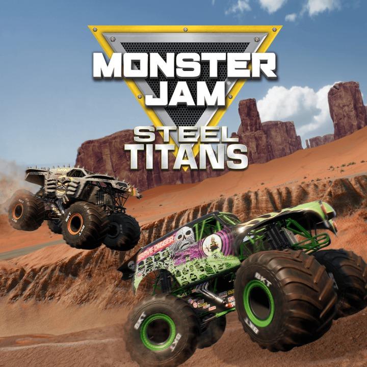 Monster Jam Steel Titans | Monster Trucks Wiki | FANDOM