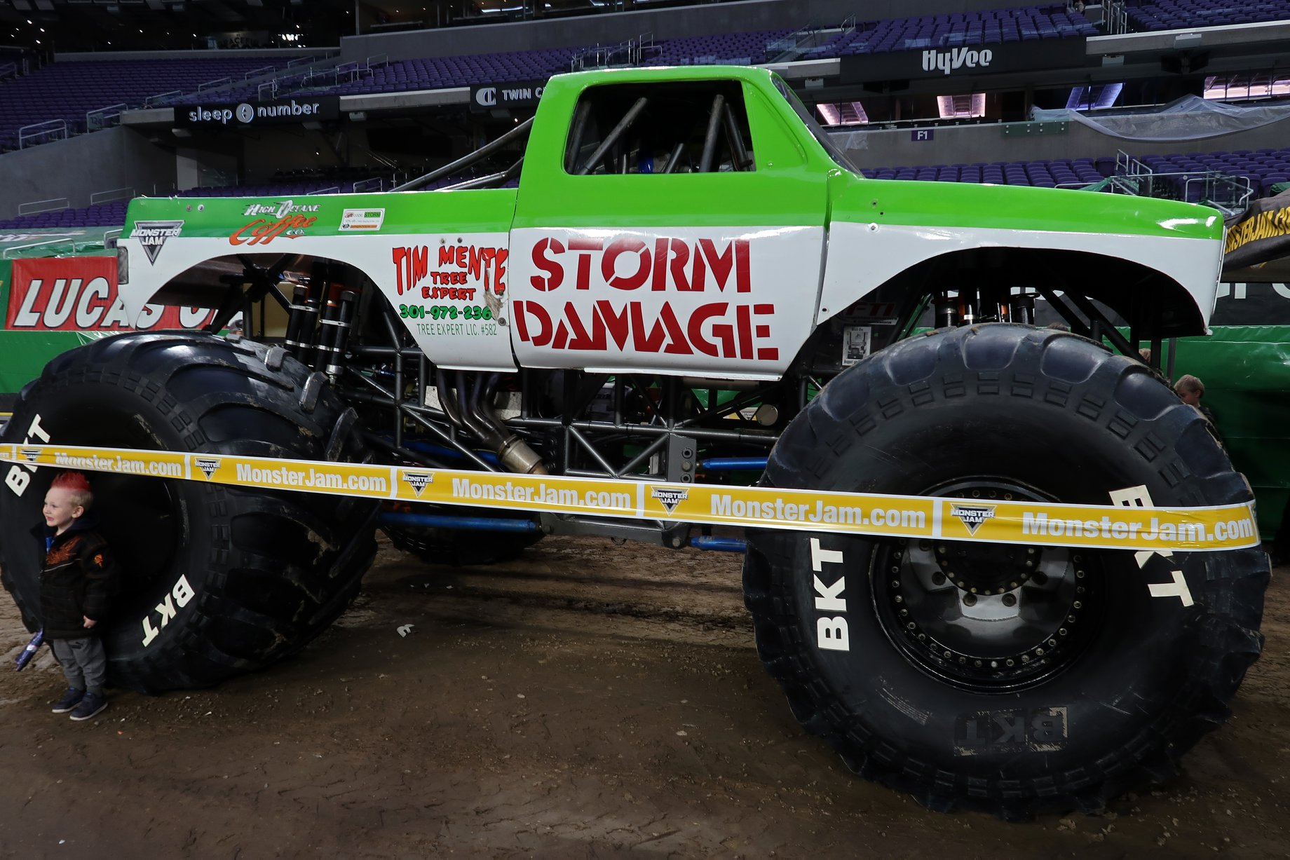 Storm Damage | Monster Trucks Wiki | FANDOM powered by Wikia