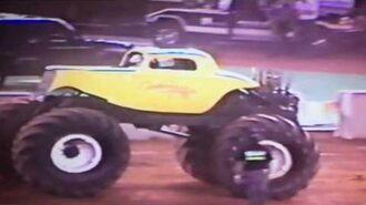 Monster Trucks at Aloha Stadium