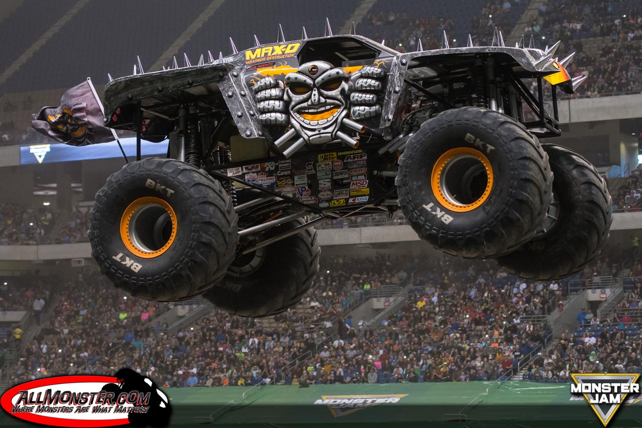 Max D 8 Monster Trucks Wiki Fandom Powered By Wikia