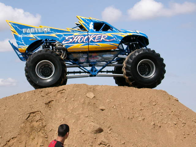 Image result for shocker monster truck