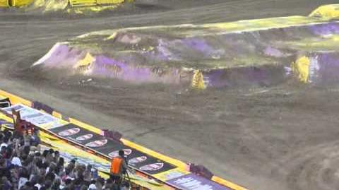 Monster Jam World Finals 16 - Freestyle Competition