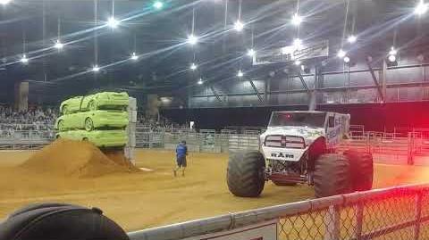 Ice cream man truck flips in Okeechobee-0