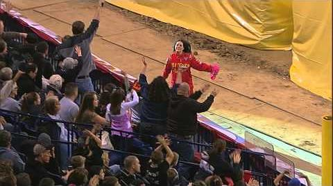 Monster Jam 101 with El Toro Loco driver, Becky McDonough