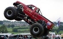 Himoto Lil Devil Monster Truck Real 1