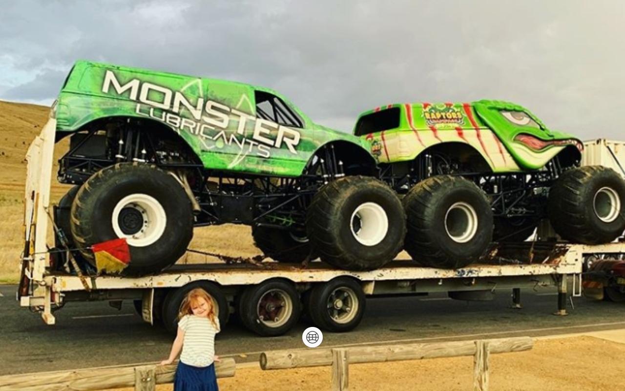 Monster Lubricants | Monster Trucks