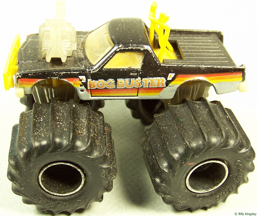 Bog Buster Was A Toy Released By Matchbox.