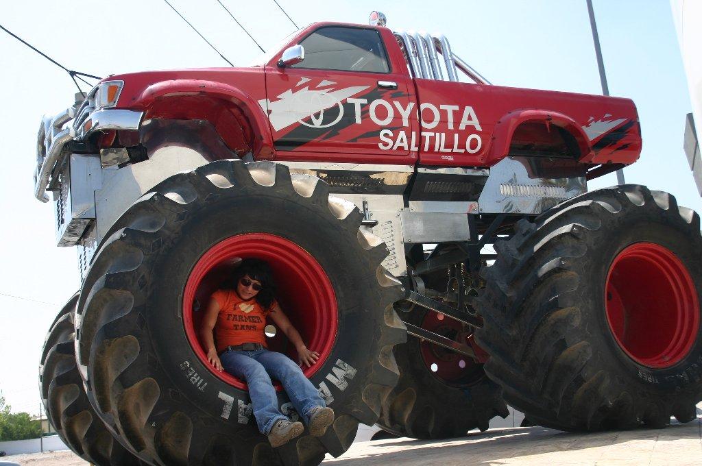 Toyota Saltillo Monster Trucks Wiki Fandom Powered By Wikia