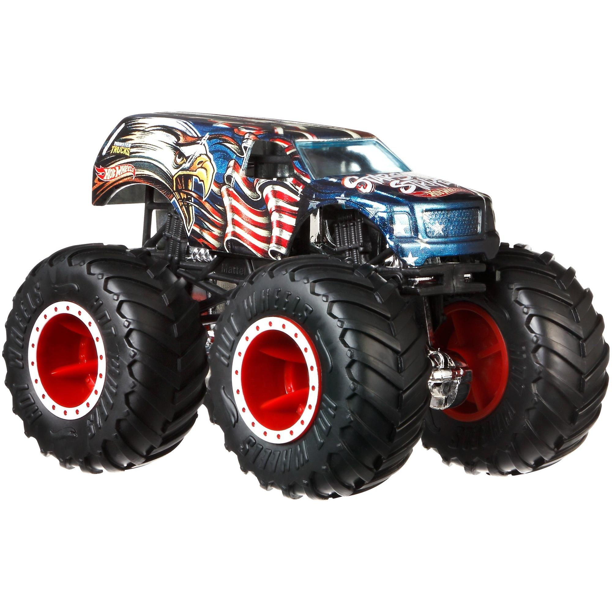 Diecast & Vehicles Hotwheels & Other Monster Jam Truck Toy Cars Toys & Games