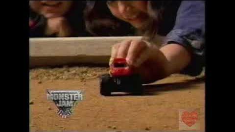 Wendy's Kids Meals - Monster Jam Trucks - Television Commercial - 2003